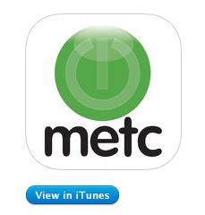 METC 2015 itunes app