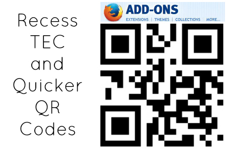 Quicker QR Codes