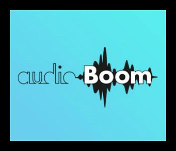 audioBoom with a Big Boom