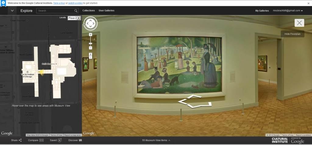 Google Cultural Institute 1