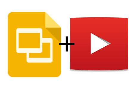 Google Slides + YouTube Videos