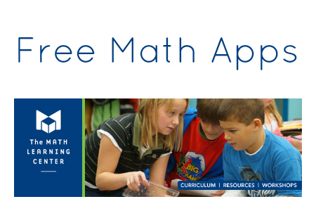 The Math Learning Center Apps