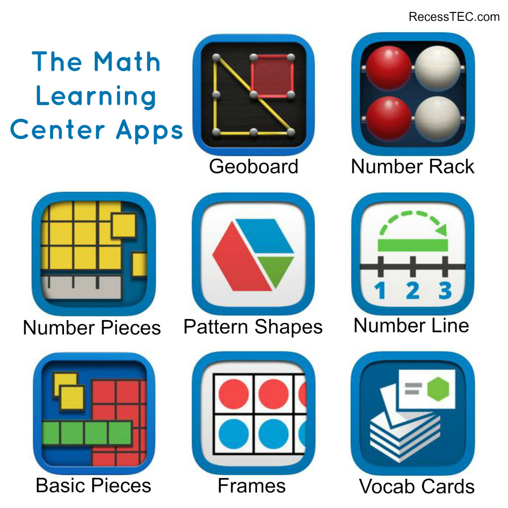 Math Learning Center Apps