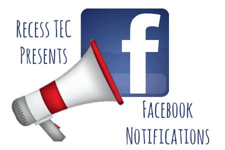 Facebook Notifications